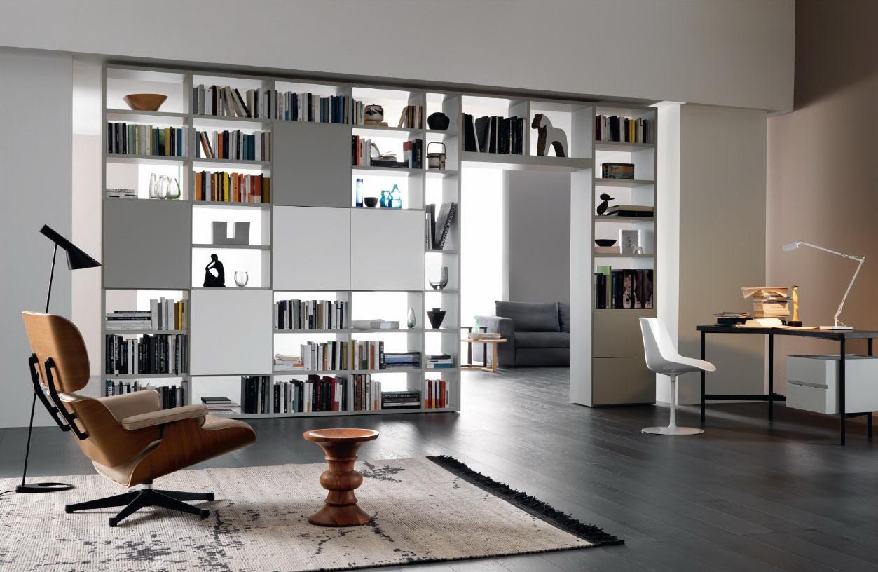 San giacomo soggiorno libreria modo ferrario arredamenti for San giacomo arredamenti