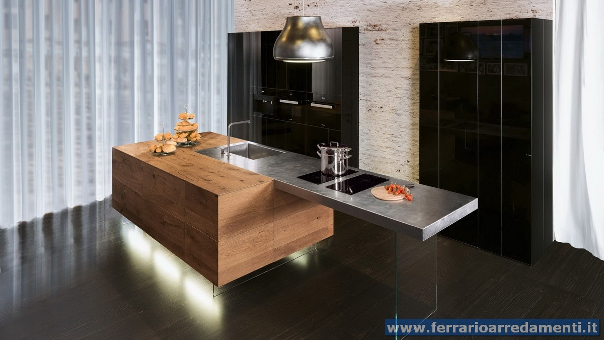 CUCINA 36e8 STEEL PLUS
