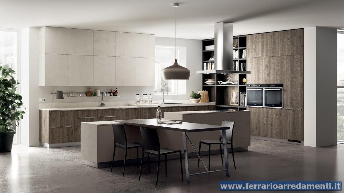 SCAVOLINI - CUCINA MOOD | Ferrario Arredamenti